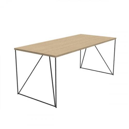 Kjempebra Fast høyde skrivebord - Allkontor.no VZ-21